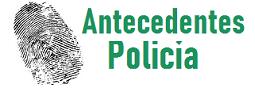 logo antecedentes policia